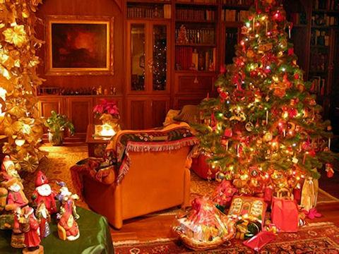 Не за горами праздник