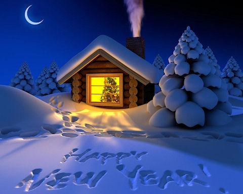 Новогодние эскизы