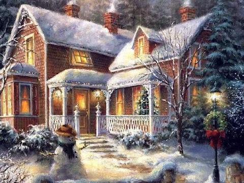 Мой папа — Дед Мороз