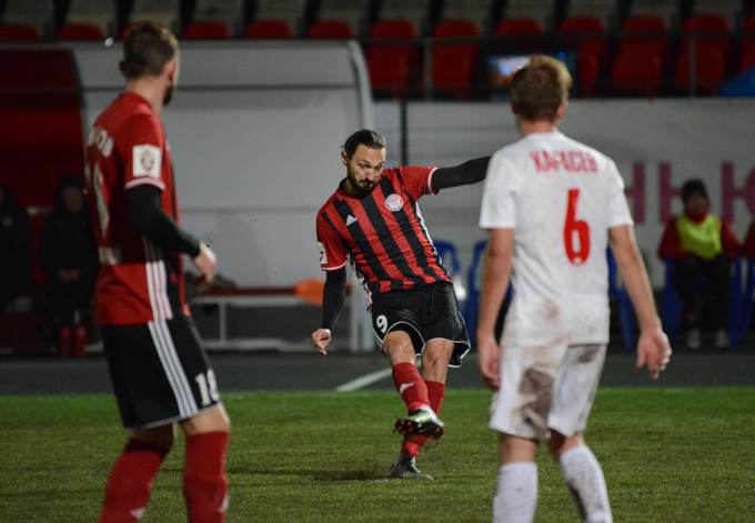 «Амкар» одержал первую домашнюю победу внынешнем сезоне