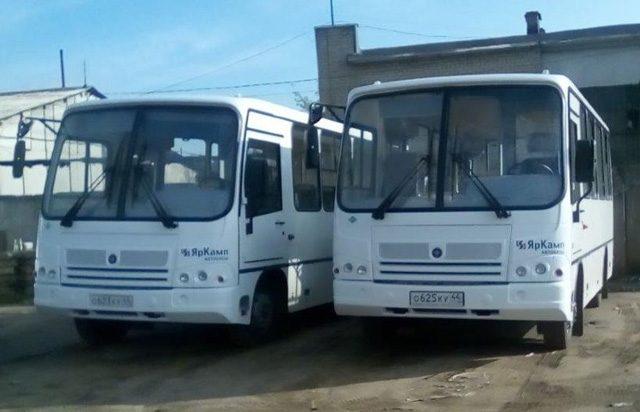 В Заволжье усиливают автобусные маршруты