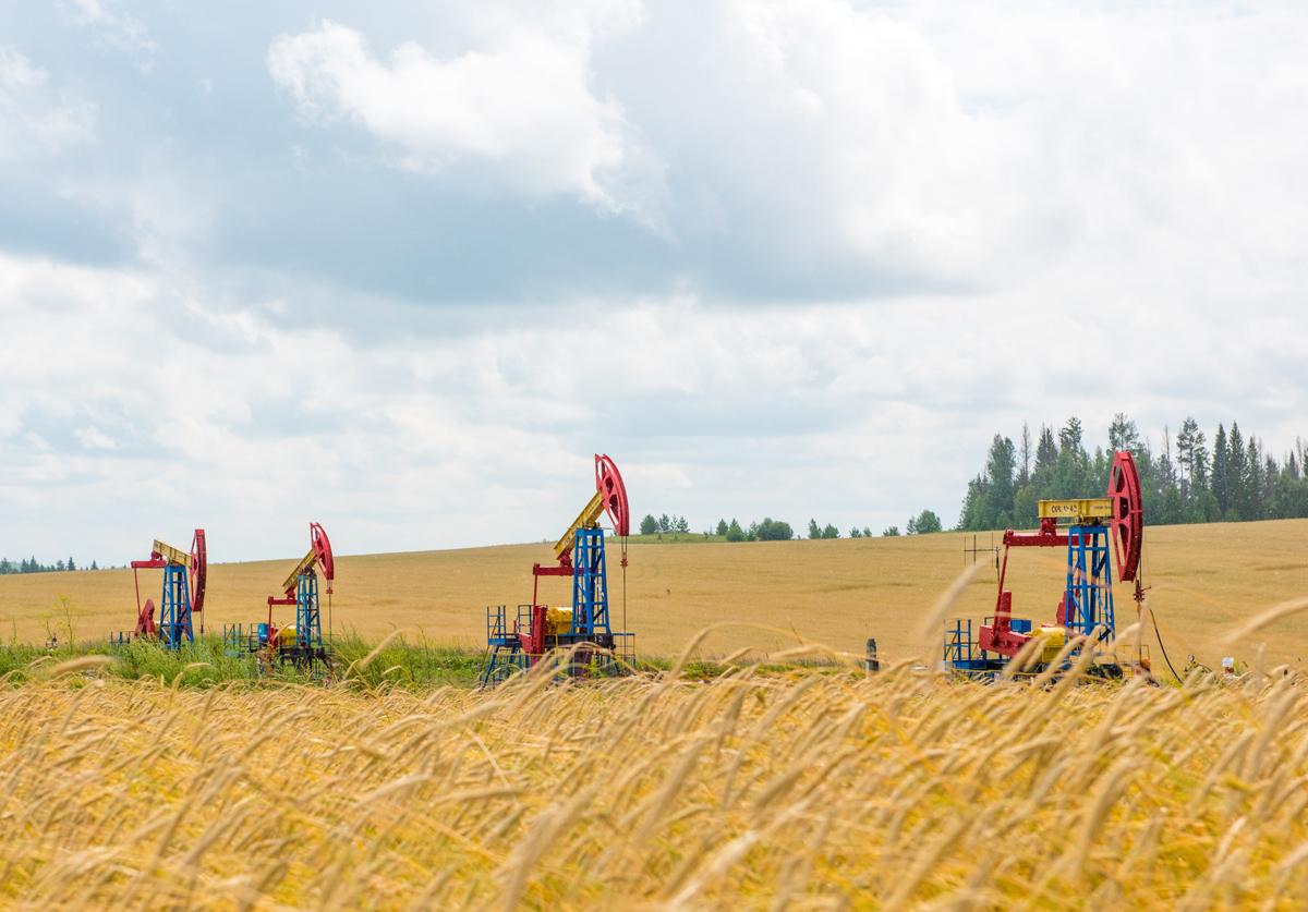 «ЛУКОЙЛ-ПЕРМЬ» получил три новых участка вПрикамье дляразведки и добычи нефти