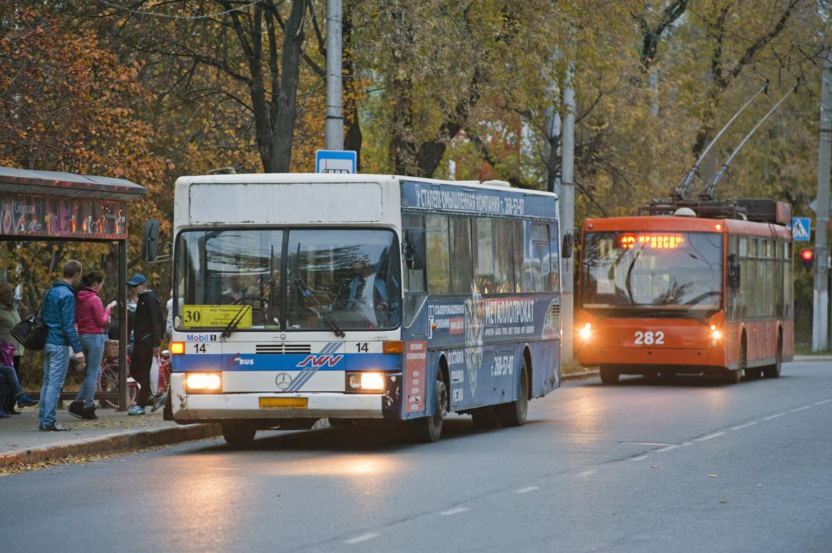 В выходные в Перми изменится расписание движения городского транспорта