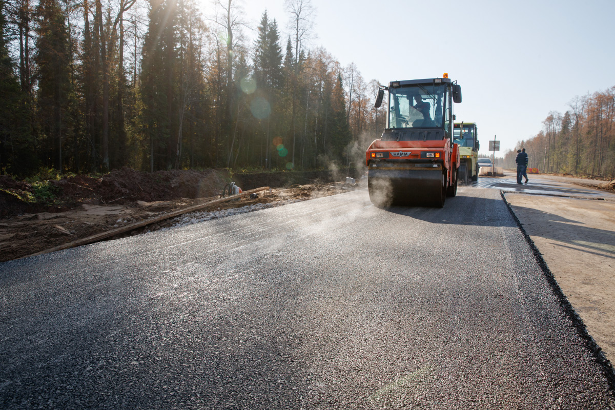 Автодорога «Пермь — Новые Ляды» после капремонта станет на два метра шире