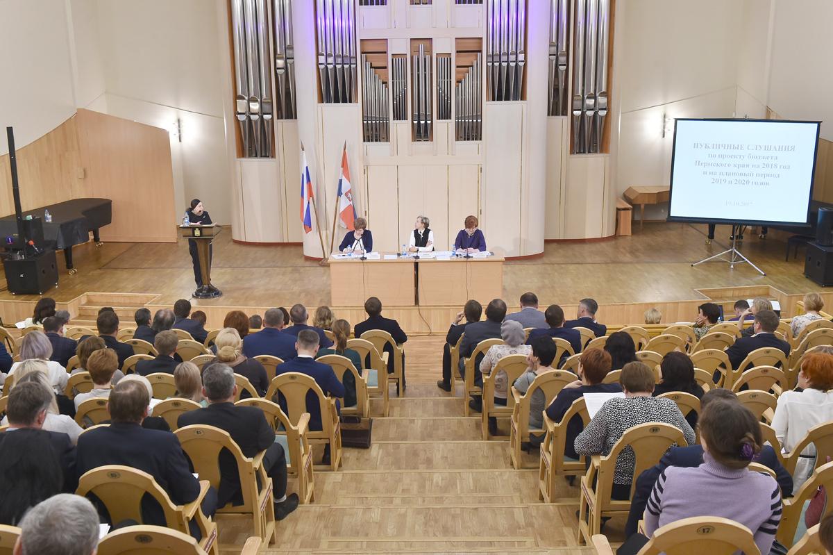 Бюджет Пермского края останется социальным