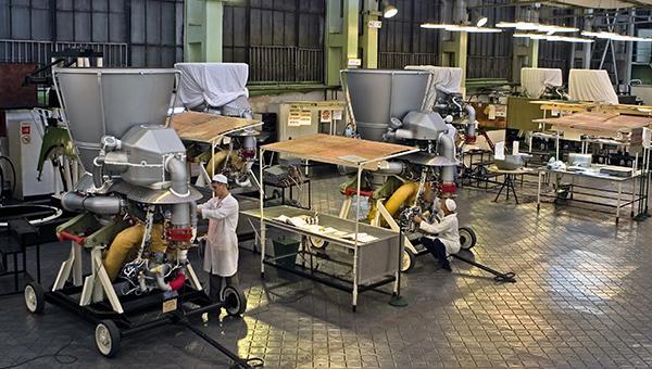 «Протон-ПМ» завершает возведение корпуса под заготовительное производство