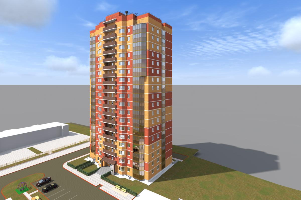 «Трест №14» заявил о строительстве двух объектов в центре Перми
