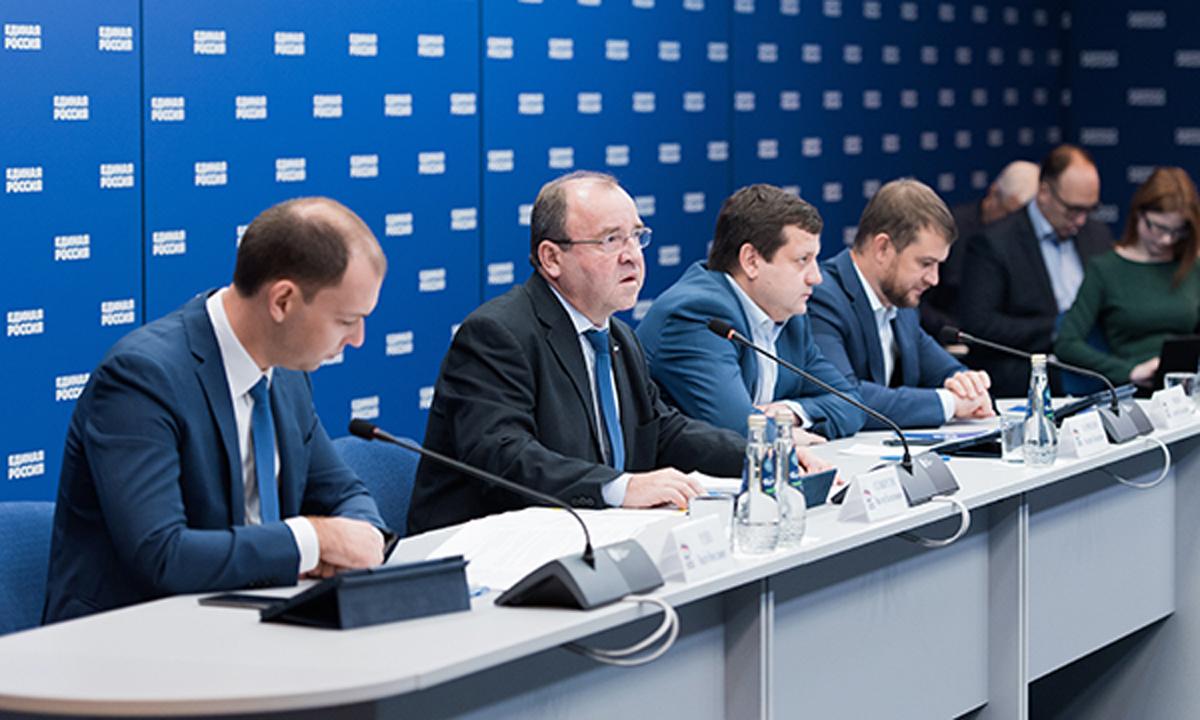 «Единая Россия» проведёт ротацию в региональных и первичных отделениях
