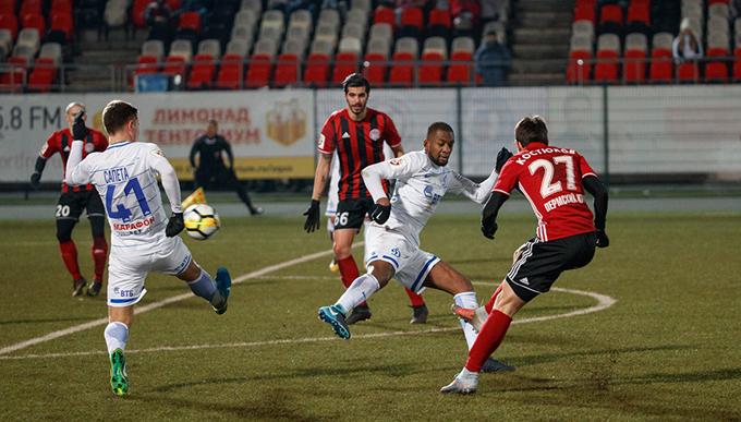 «Амкар» одолел столичное «Динамо»