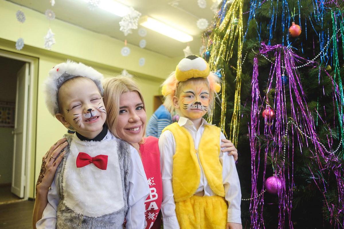 Более 2,5 млн жителей Прикамья могут стать Дедами Морозами для детей из детских домов и больниц
