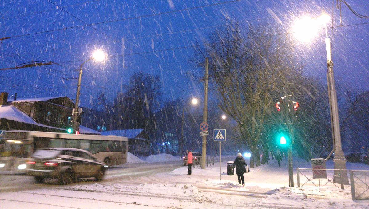 В ближайшие три дня в Прикамье ожидается похолодание и осадки