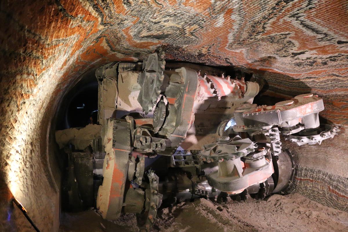 «ЕвроХим» добыл первый сильвинит на новом руднике в Пермском крае