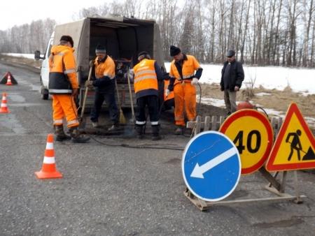 5-километровый участок дороги «Лужицы — 1 мая» отремонтируют за 86 млн. рублей