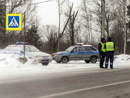 23 декабря сотрудники ГИБДД проведут операцию «Нетрезвый водитель»