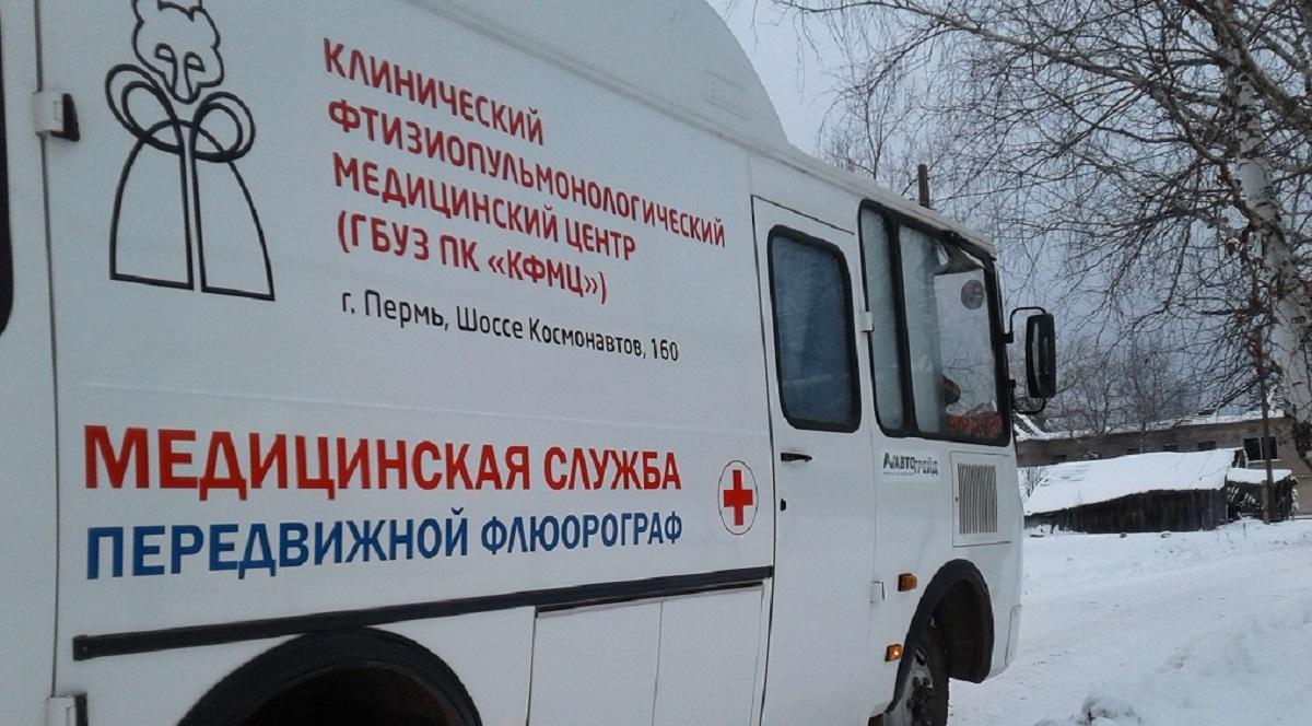Более 580 жителей КУБа прошли флюорографию рядом с домом