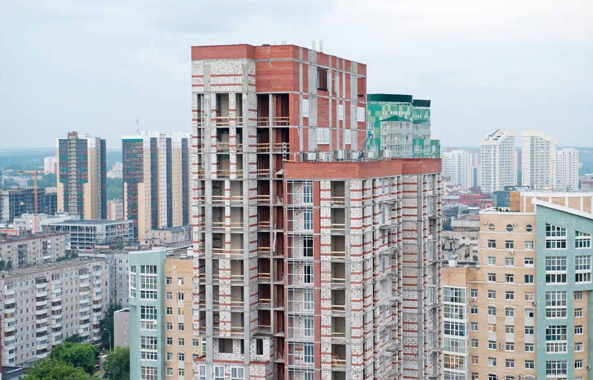Названы районы Перми, где новостройки стали выгоднее «вторичек»