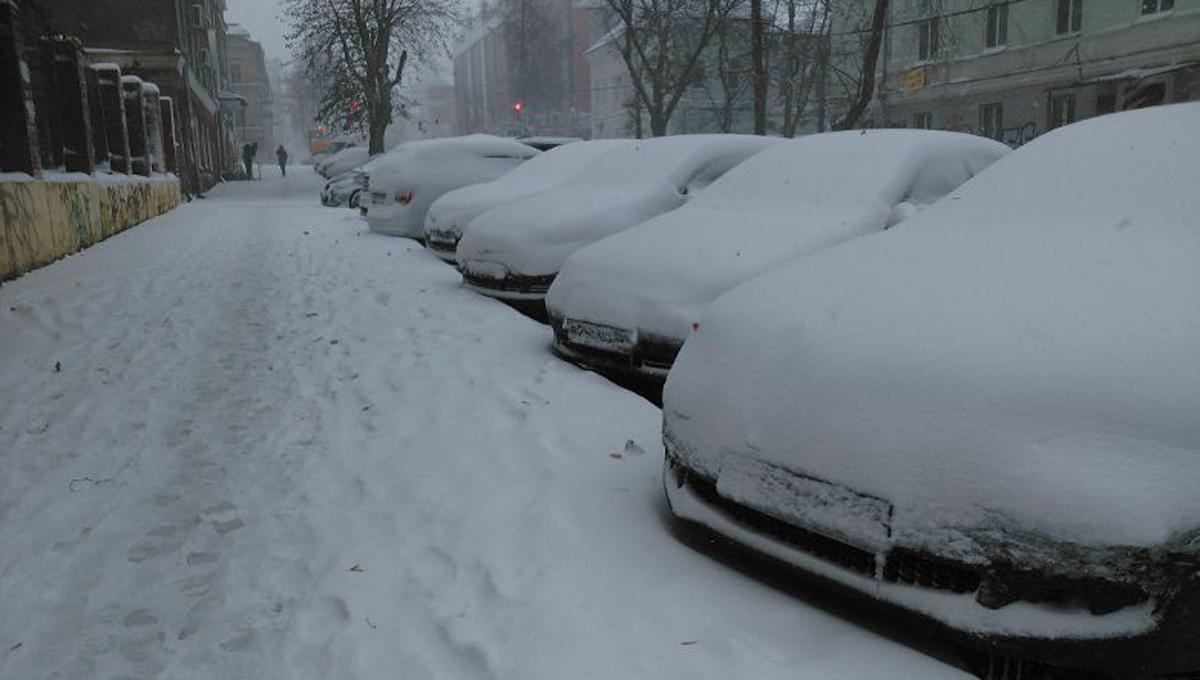 Администрация Перми начинает штрафовать УК за плохую уборку снега