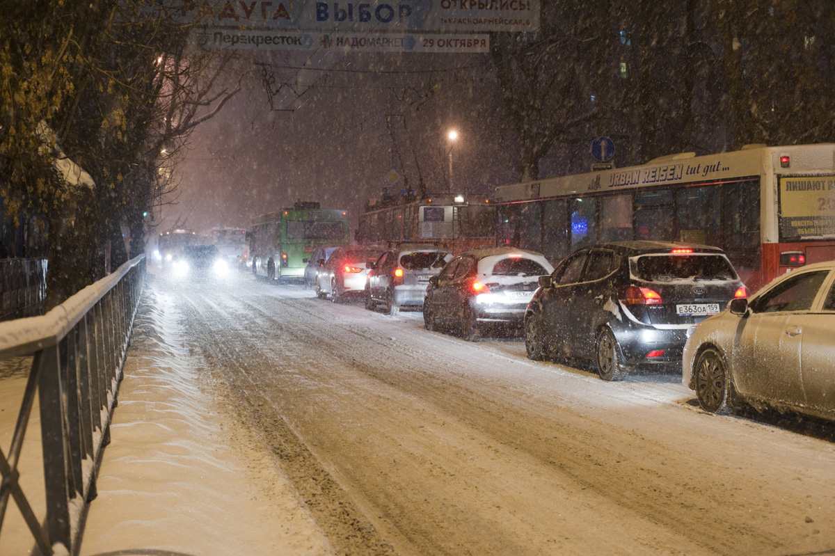Анатолий Дашкевич: «У нас есть ночь, чтобы привести Пермь в порядок»