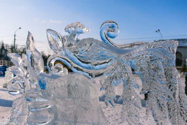 Костромичей приглашают в ежегодный конкурс снежных и ледяных фигур